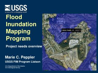 Flood  Inundation  Mapping Program