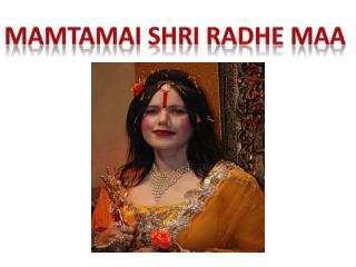 Shri Radhemaa