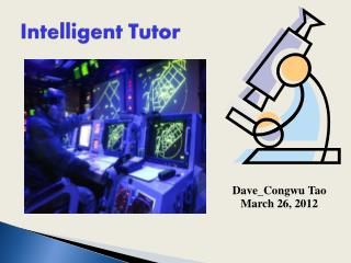 Intelligent Tutor
