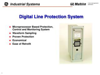 Digital Line Protection System