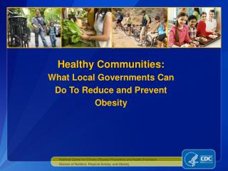 National Center for Chronic Disease Prevention and Health Promotion