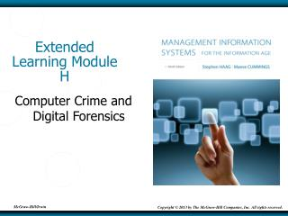 Extended Learning Module H
