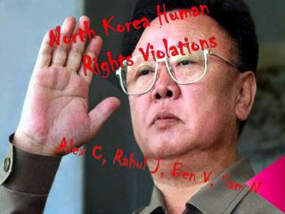 North Korea Human Rights Violations