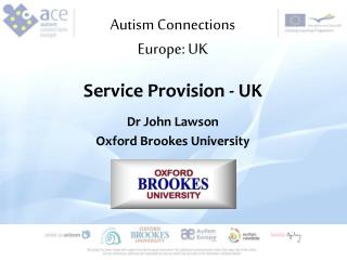 Autism Connections  Europe: UK