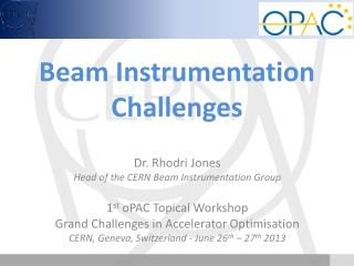 Beam  I nstrumentation Challenges