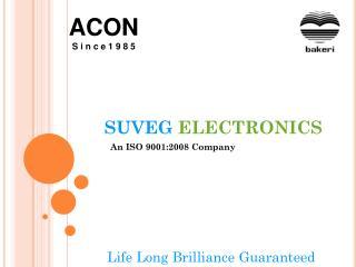 SUVEG ELECTRONICS