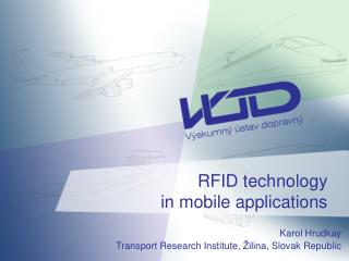 RFID technology  in mobile applications