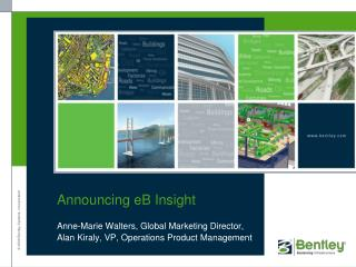 Announcing  eB  Insight