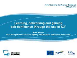 Adult Learning Conference, Budapest, 8 March 2011
