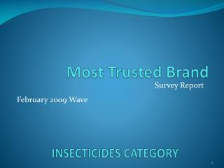 INSECTICIDES CATEGORY