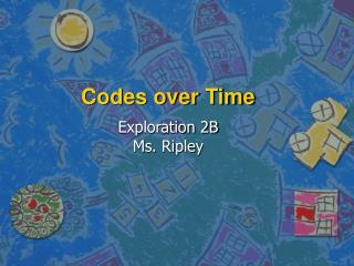 Codes over Time