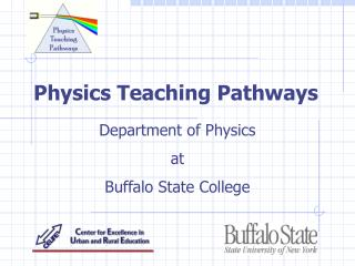 Department of Physics   at Buffalo State College