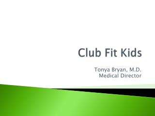 Club Fit Kids