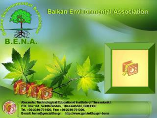 Balkan Environmental Association
