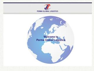 Welcome to  Perma Global Logistics