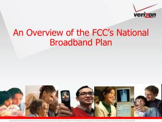 An Overview of the FCC's National Broadband Plan