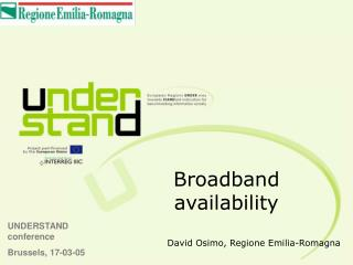 Broadband availability