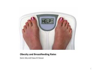 Obesity and Breastfeeding Rates