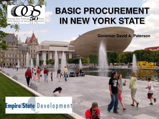 BASIC PROCUREMENT IN NEW YORK STATE