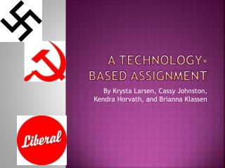 A Technology- based assignment