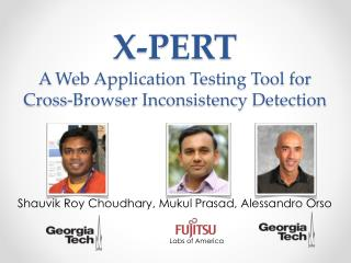 X-PERT A Web Application Testing Tool for Cross-Browser Inconsistency Detection