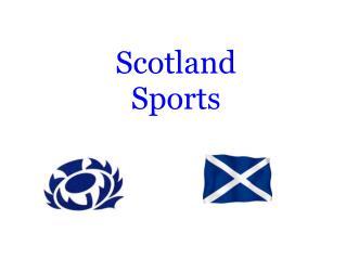 Scotland Sports