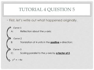 Tutorial 4 Question 5