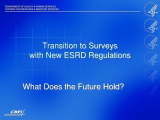 Changes in ESRD Medicare Reimbursement: What The Patient Needs to Know