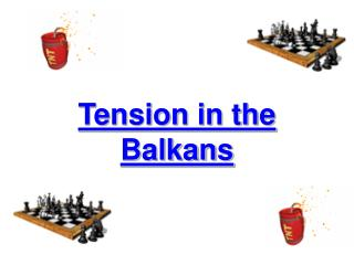 Tension in the Balkans