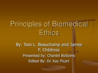 Principles of biomedical ethics ebook powerpoint ppt principles of biomedical ethics ebook presentation slideshows fandeluxe Image collections