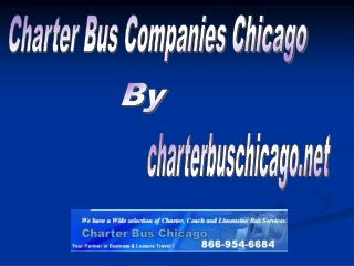 Charter Bus Companies Chicago