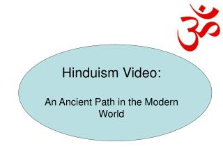 Hinduism Video: