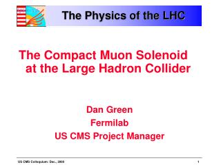 The Physics of the LHC
