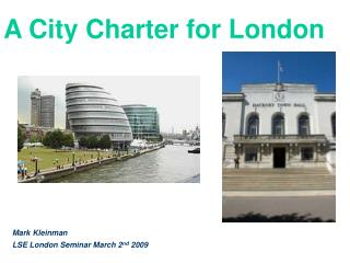 A City Charter for London