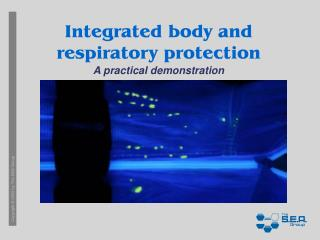 Integrated body and respiratory protection