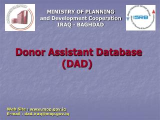Donor Assistant Database (DAD)