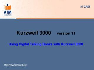 Kurzweil 3000     version 11