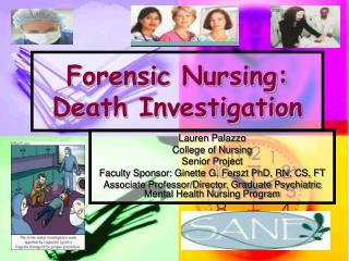 Forensic Nursing: Death Investigation