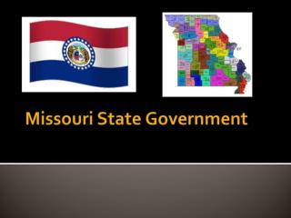 Missouri State Government