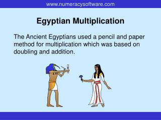 Egyptian Multiplication
