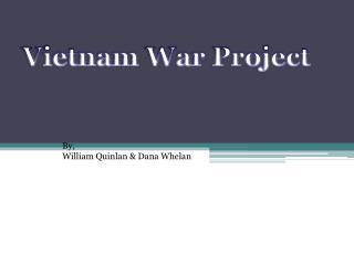 Vietnam War Project
