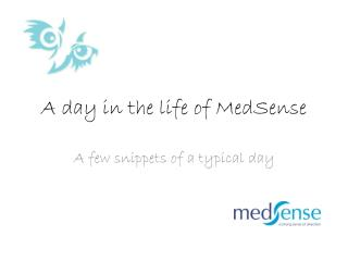 A day in the life of MedSense