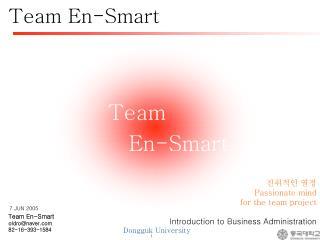 Team En-Smart