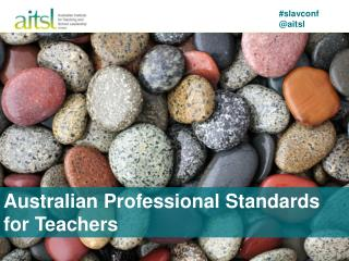Australian Professional Standards for Teachers