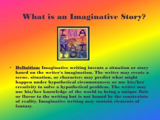 What is an Imaginative Story?