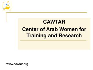 CAWTAR  Center of Arab Women for Training and Research