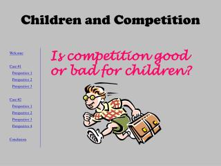 Children and Competition