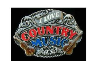 The term country music gained popularity in the 1940s.   ~~~~~