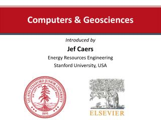 Computers & Geosciences