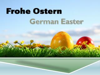 German Easter